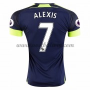 Premier League Voetbalshirts Arsenal 2016-17 Alexis 17 Third Shirt..