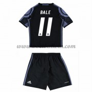 Real Madrid Voetbaltenue Kind 2016-17 Bale 11 Third Shirt..