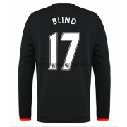 Premier League Voetbalshirts Manchester United 2016-17 Blind 17 Third Shirt Lange Mouw..