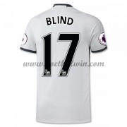 Premier League Voetbalshirts Manchester United 2016-17 Blind 17 Third Shirt..
