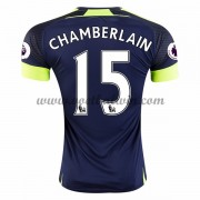 Premier League Voetbalshirts Arsenal 2016-17 Chamberlain 15 Third Shirt..