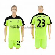 Premier League Voetbalshirts Liverpool 2016-17 Emre Can 23 Third Shirt..