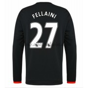 Premier League Voetbalshirts Manchester United 2016-17 Fellaini 27 Third Shirt Lange Mouw..