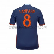 Clubs Voetbalshirts New York City 2016-17 Frank Lampard 8 Uitshirt..