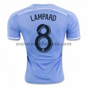 Clubs Voetbalshirts New York City 2016-17 Frank Lampard 8 Thuisshirt..