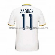 Clubs Voetbalshirts Los Angeles Galaxy 2016-17 Gyasi Zardes 11 Thuisshirt..
