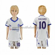 Chelsea Voetbaltenue Kind 2016-17 Hazard 10 Third Shirt..