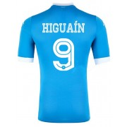 Series A Voetbalshirts SSC Napoli 2016-17 Higuain 9 Thuisshirt..