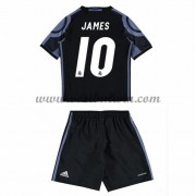Real Madrid Voetbaltenue Kind 2016-17 James 10 Third Shirt..