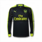 Premier League Voetbalshirts Arsenal 2016-17 Third Shirt Lange Mouw..