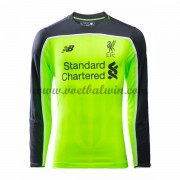 Premier League Voetbalshirts Liverpool 2016-17 Third Shirt Lange Mouw..