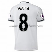 Premier League Voetbalshirts Manchester United 2016-17 Mata 8 Third Shirt..