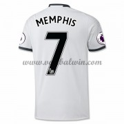 Premier League Voetbalshirts Manchester United 2016-17 Memphis 7 Third Shirt..