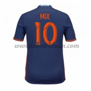 Clubs Voetbalshirts New York City 2016-17 Mix Diskerud 10 Uitshirt..