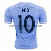 Clubs Voetbalshirts New York City 2016-17 Mix Diskerud 10 Thuisshirt..