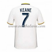 Clubs Voetbalshirts Los Angeles Galaxy 2016-17 Robbie Keane 7 Thuisshirt..