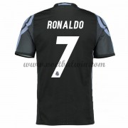 La Liga Voetbalshirts Real Madrid 2016-17 Ronaldo 7 Third Shirt..