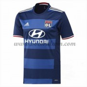 Ligue 1 Voetbalshirts Olympique Lyonnais 2016-17 Uitshirt..