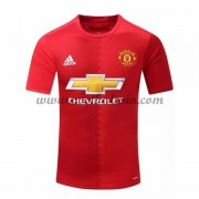 Premier League Voetbalshirts Manchester United 2016-17 Thuisshirt..