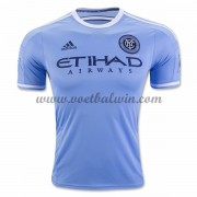 Clubs Voetbalshirts New York City 2016-17 Thuisshirt..