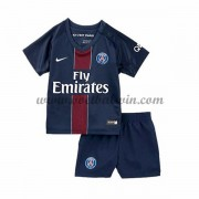 Paris Saint Germain PSG Voetbaltenue Kind 2016-17 Thuisshirt..