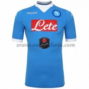 Series A Voetbalshirts SSC Napoli 2016-17 Thuisshirt..