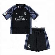 Real Madrid Voetbaltenue Kind 2016-17 Third Shirt..