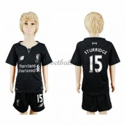 Liverpool Voetbaltenue Kind 2016-17 Sturridge 15 Uitshirt..