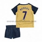 Arsenal Voetbaltenue Kind 2016-17 Tomas Rosicky 7 Uitshirt..