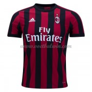 Series A Voetbalshirts AC Milan 2017-18 Thuisshirt..