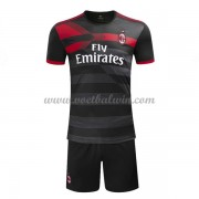 AC Milan Voetbaltenue Kind 2017-18 Third Shirt..