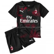 AC Milan Voetbaltenue Kind 2019-20 Third Shirt
