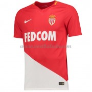 Ligue 1 AS Monaco 2017-18 Thuisshirt..