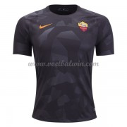 Series A Voetbalshirts AS Roma 2017-18 Third Shirt..