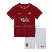 AS Roma Voetbaltenue Kind 2019-20 Thuisshirt..