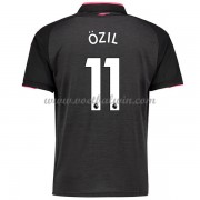 Premier League Voetbalshirts Arsenal 2017-18 Mesut Ozil 11 Third Shirt..