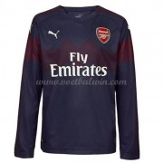 Premier League Voetbalshirts Arsenal 2018-19 Uitshirt Lange Mouw..