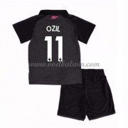 Arsenal Voetbaltenue Kind 2017-18 Mesut Ozil 11 Third Shirt..