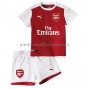 Arsenal Voetbaltenue Kind 2017-18 Thuisshirt..