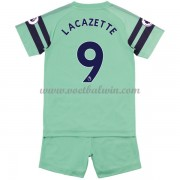 Arsenal Voetbaltenue Kind 2018-19 Alexandre Lacazette 9 Third Shirt..