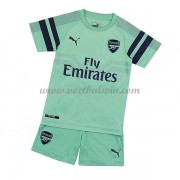Arsenal Voetbaltenue Kind 2018-19 Third Shirt..