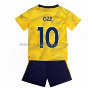 Arsenal Voetbaltenue Kind 2019-20 Mesut Ozil 10 Uitshirt