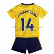 Arsenal Voetbaltenue Kind 2019-20 Pierre Aubameyang 14 Uitshirt