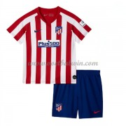 Atletico Madrid Voetbaltenue Kind 2019-20 Thuisshirt