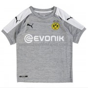 BVB Borussia Dortmund Voetbaltenue Kind 2017-18 Third Shirt..