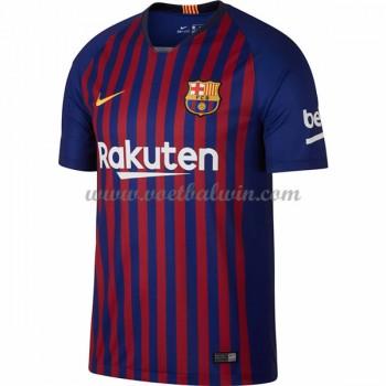 La Liga Voetbalshirts Barcelona 2018-19 Thuisshirt