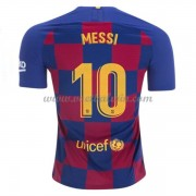 Goedkope Voetbalshirts Barcelona 2019-20 Lionel Messi 10 Thuisshirt..