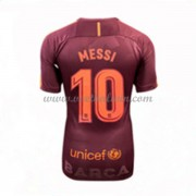 Barcelona Dames Voetbalshirts 2017-18 Lionel Messi 10 Third Shirt..