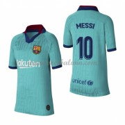 Barcelona Voetbaltenue Kind 2019-20 Lionel Messi 10 Third Shirt..
