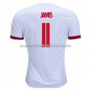 Bundesliga Voetbalshirts Bayern Munich 201718 James Rodriguez 11 Third Shirt..